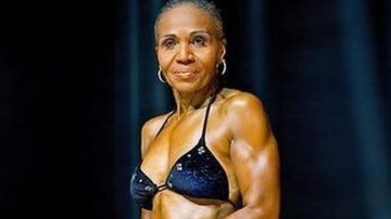 77 Year Old Ernestine Shepherd Demonstrates You Are Never Too Old To Train